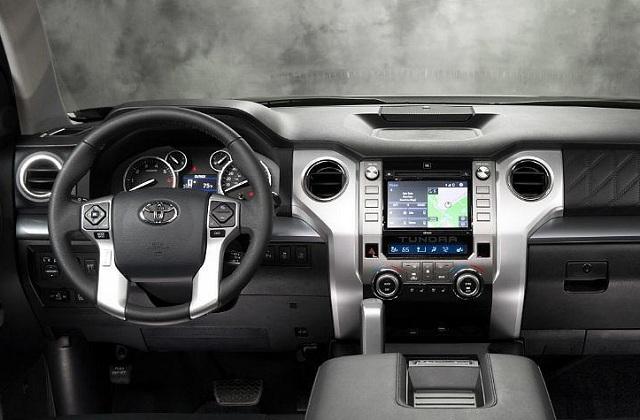 2017-Toyota-Tundra-TRD-Pro-interior