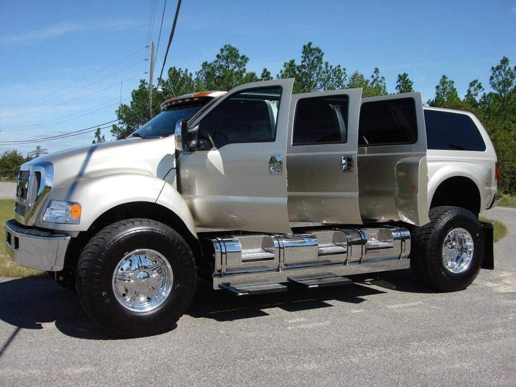 Ford F650 Super Truck Price
